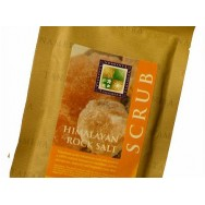 imalaya Rock salt scrub
