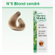 Nr. 8 CENDRÉ BLOND 250 ml.