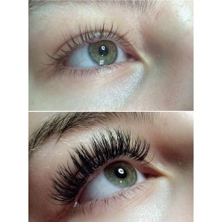 Eyelash Extensions (Single vippe extensions)