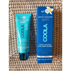 Coola White Tea Moisturizer SPF50